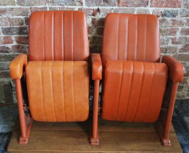 original belgian cinema seats