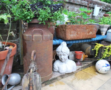 garden products decorative
