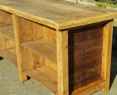 bespoke workbench table
