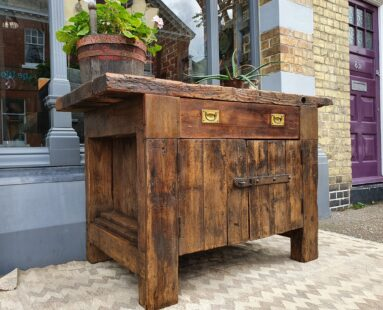 carpenters table furniture workbench industrial