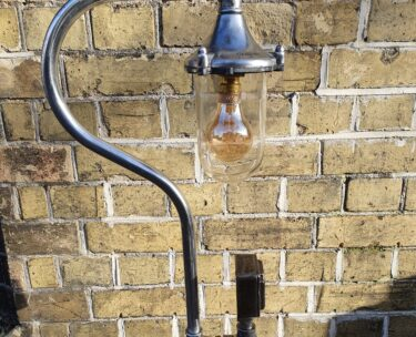 industrial table lamp lighting