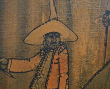 Payntons Don Quixote decorative art