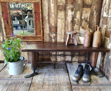 oak side table cobblers lasts furniture tables bespoke